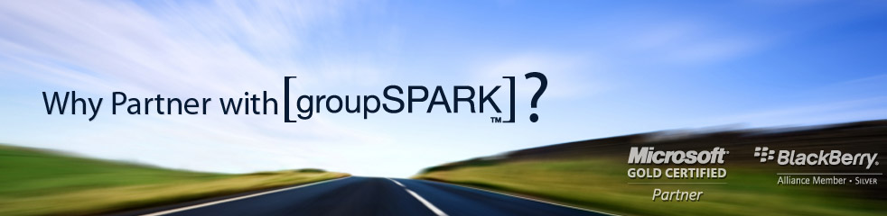 Why partner with groupSPARK